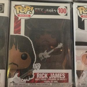 Rick James Pop Rocks with case